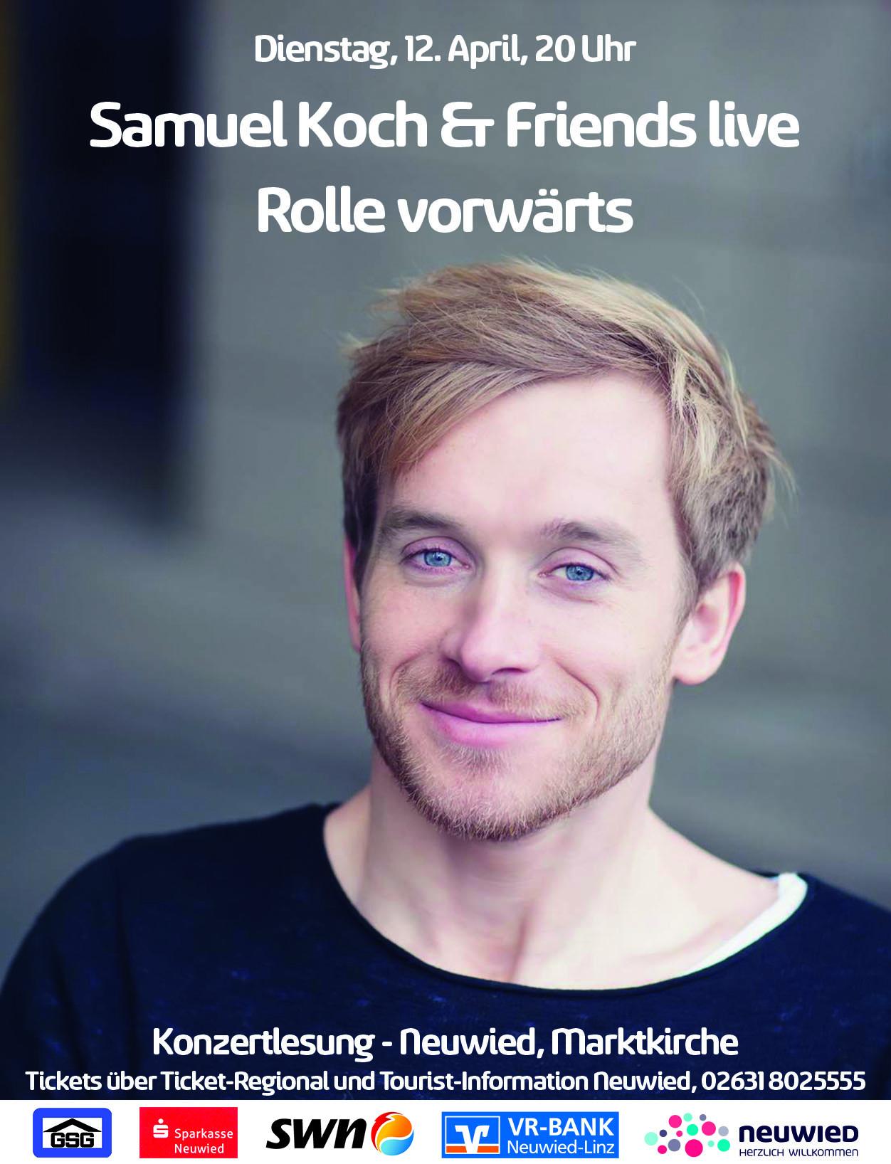 Plakat Koch